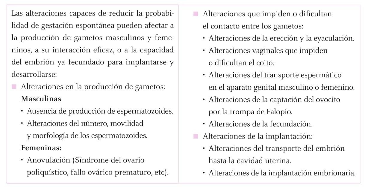 imagen factores causales esterilidad